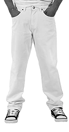 d9ccf2ff Georgio Peviani Mens True Star Comfort Straight Fit Jeans: Amazon.co.uk:  Clothing