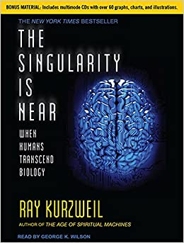 Image result for the singularity is near