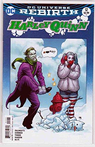 Harley Quinn #12 (2017) Frank Cho Cover