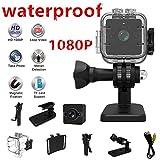 Meiyiu Waterproof HD 1080P DVR Sport Video Camera Wide-Angle Mini Camcorder