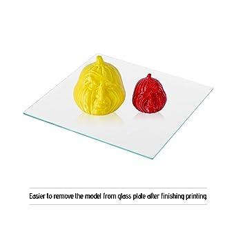 Impresora 3D – Impresora 3D de vidrio con placa de vidrio 2202203 ...