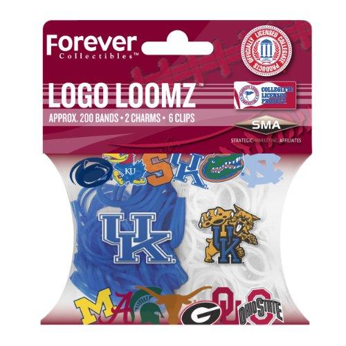 NCAA Kentucky Wildcats Logo Loomz Pack