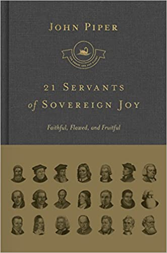 21 servants of sovereign joy complete set faithful flawed and fruitful swans are not silent