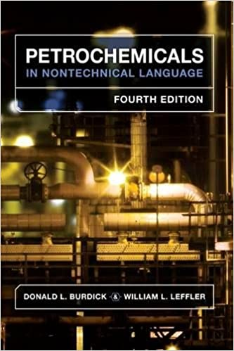 Petrochemicals in nontechnical language donald l burdick william petrochemicals in nontechnical language donald l burdick william l leffler 9781593702168 amazon books fandeluxe Gallery
