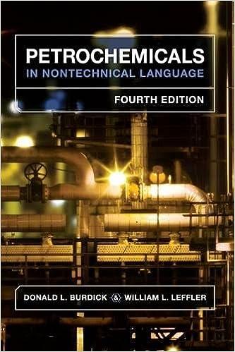 Petrochemicals in Nontechnical Language 4th Edition by Donald L. Burdick , William L. Leffler  PDF Download