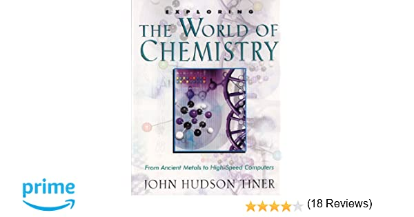 Amazon Exploring the World of Chemistry From Ancient Metals – World of Chemistry Worksheets