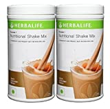Herbalife Formula 1 Nutritional Shake Mix, 500g Dutch Chocolate, Pack of 2 (DHL Shipping)