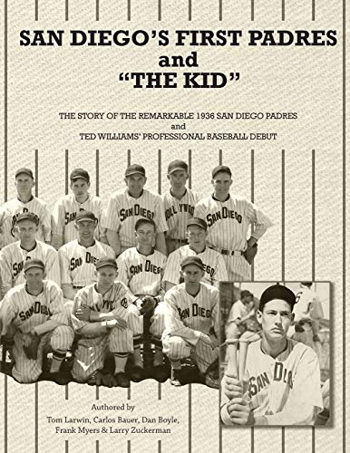 San Diego's First Padres and