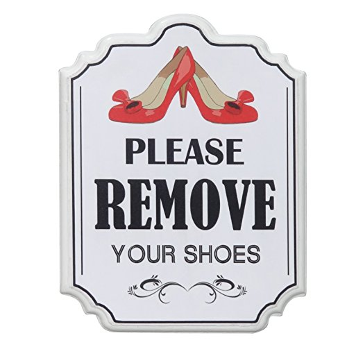 graphic relating to Please Remove Your Shoes Sign Printable Free named NIKKY Property 10\