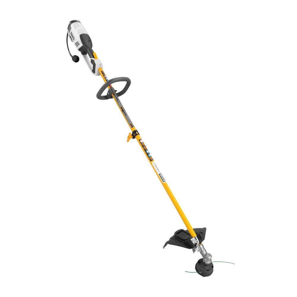 18 in. 10 Amp Electric Straight Shaft String Trimmer