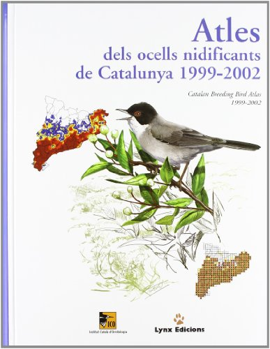 Descargar Libro Atles Dels Ocells Nidificants De Catalunya 1999-2002;catalan Breeding Bird Atlas 1999-2002 Joan Estrada