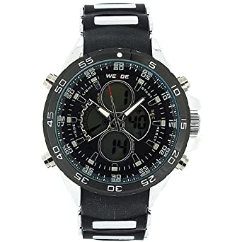 Hommes Rubber Montre Wh 1103 Weide k0XNOP8nw