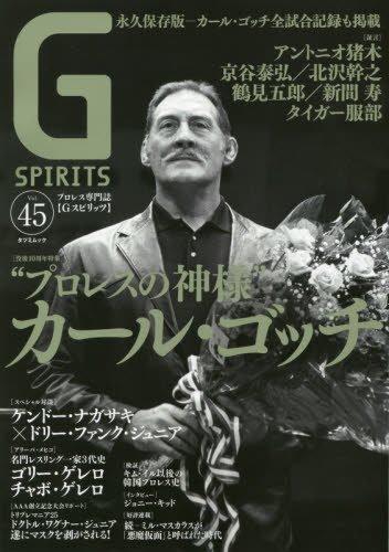 Gスピリッツ Vol.45 (タツミムック)