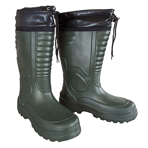 Angel Domäne Thermo Boots green 44