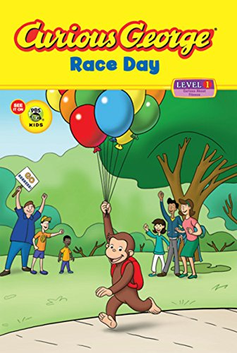 Curious George Race Day (CGTV Reader) by HMH Books for Young Readers