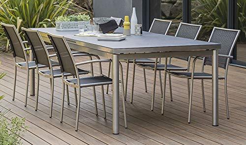 Garden Table Park 240300 Cm Jardin Extensible Palermo yvwOmN8n0