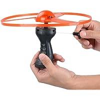 Rapoyo Propellerspel met leds, vliegtol, helikopter, schoteltje, vliegtol, copter, UFO windmolen