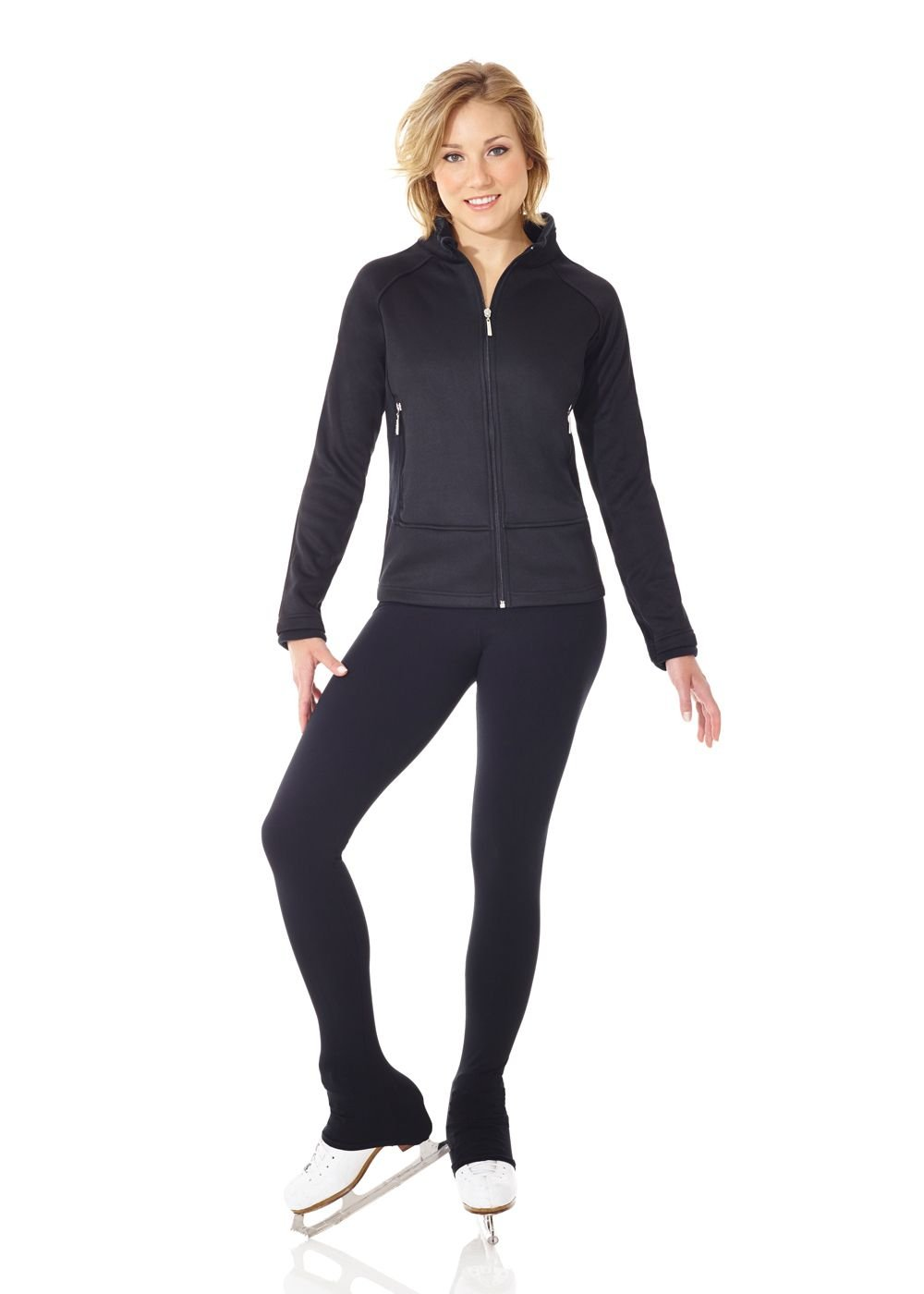 MONDOR WOMEN JACKET (BLACK, 12-14) by Mondor