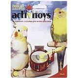 JW Pet Company Activitoys Drum Bird Toy
