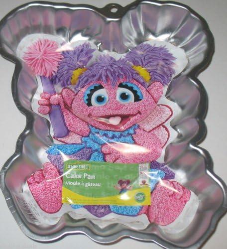 Wilton Abby Cadabby Cake Pan Sesame Street Abby Cadabby