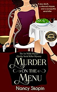 Murder On The Menu by Nancy Skopin ebook deal