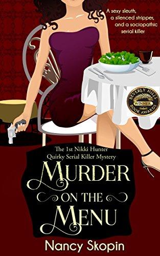 Murder On The Menu by Nancy Skopin ebook deal