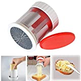 Butter Mill Grater Spreadable Butter Spreads/Melts More Easily -Butter Shredder Smooth Spreadable Bread Veggies Corn Grater