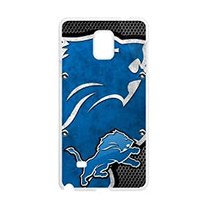 New Gift Detroit Lions Durable Case for Samsung Galaxy Note 4