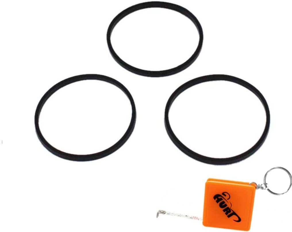 Set of 3/ Huri Float Carburettor Float Chamber Gasket for TECUMSEH 631028/ Engine Lawn Mower 29630121