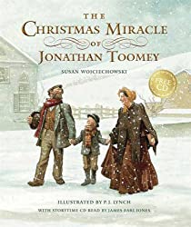 (The Christmas Miracle of Jonathan Toomey with CD: Gift Edition) By Wojciechowski, Susan (Author) Hardcover Published on (09 , 2007)