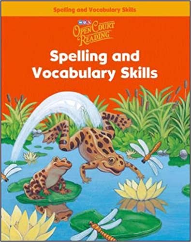 Book Open Court Reading: Spelling and Vocabulary Skills, Level 1