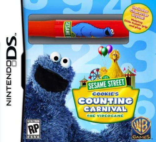Sesame Street: Cookie's Counting Carnival with Cookie Mon...