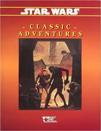 Book Classic Adventures No. 1 (Star Wars RPG)