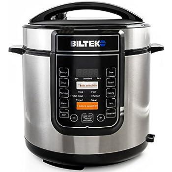 Amazon.com: 7-in-1 Multi-Use Programmable Pressure Cooker
