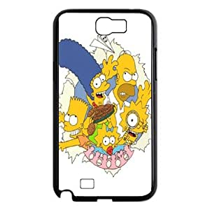 Generic Case The Simpson For Samsung Galaxy Note 2 N7100 OK1217772
