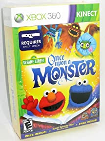 Sesame Street: Once Upon a Monster with Kinect Gameplay Helper