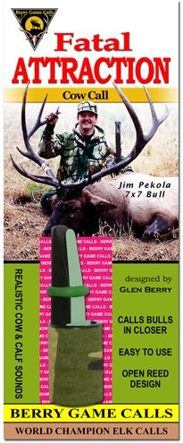 Fatal Attraction ~ Elk Hunting Call Bugling NEW