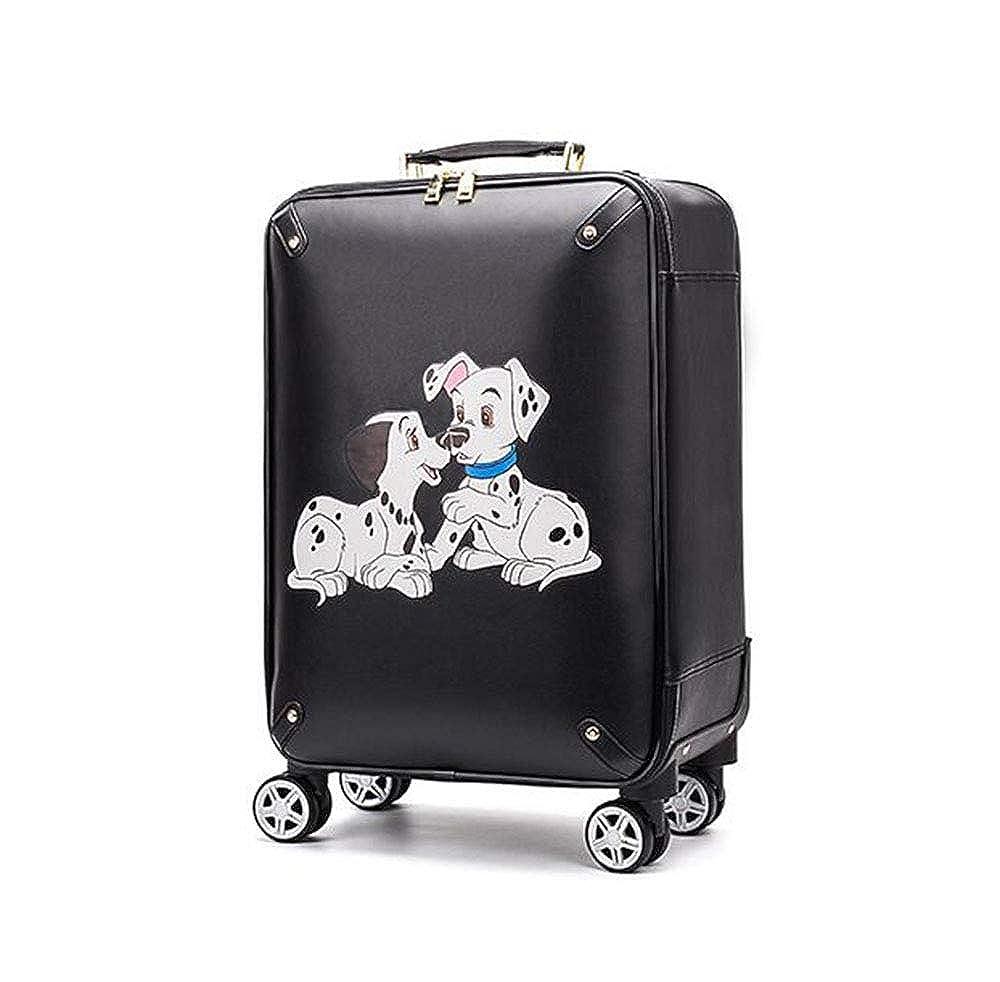 20インチ漫画の子供のスーツケースユニセックストロリーケース荷物ユニバーサルホイール搭乗、防水とウェアラブル B07R71LGLX