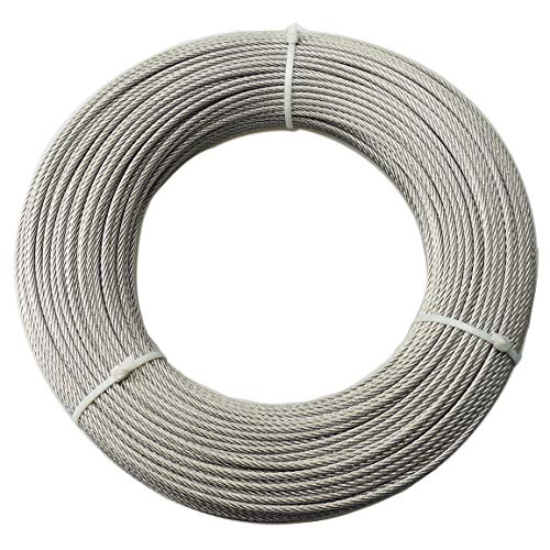 Bestbode Stainless Steel Wire Rope 1/8