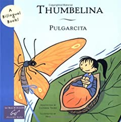 Retold in both Spanish and English, the universally loved story Thumbelina will delight early readers and older learners alike. The striking illustrations give a new look to this classic tale, and the bilingual text makes it perfect for both ...