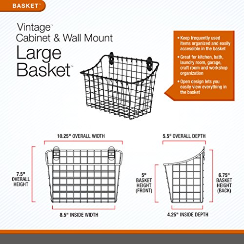 Buy wire wall basket