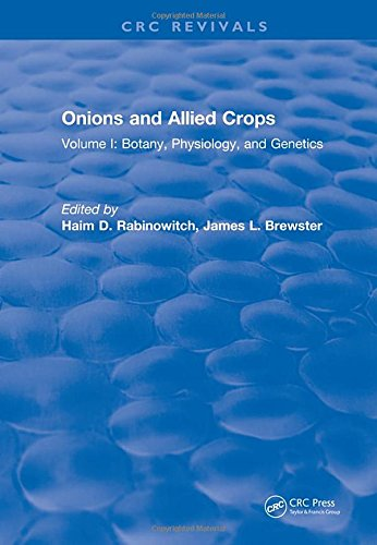 Onions and Allied Crops: Botany, Physiology, and Genetics