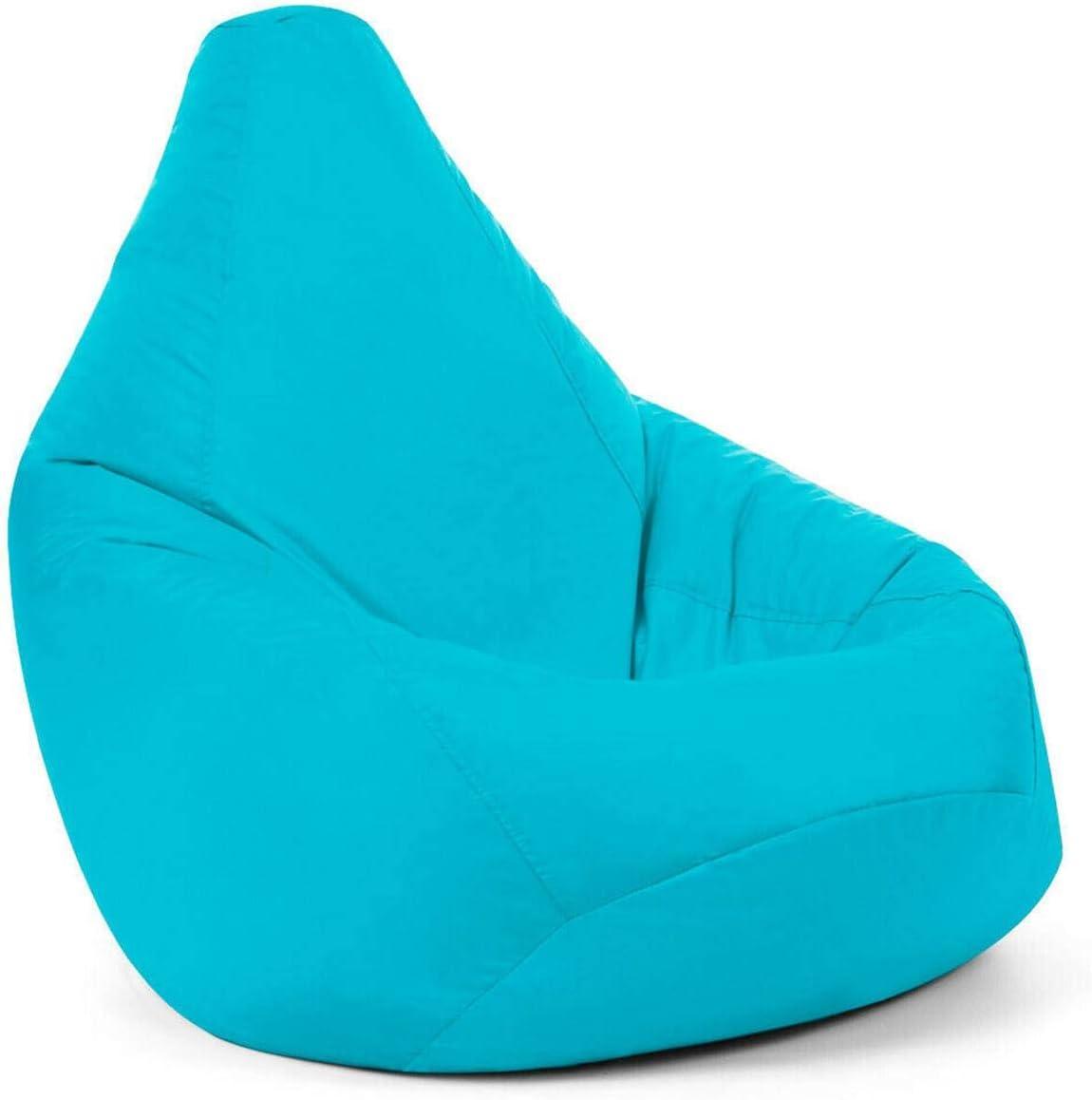 STARKWALL Kids Bean Bag Sofa Chair Cover Lounger Sofa