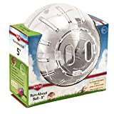 Super Pet SP61354 Run-About Mini 5-Inch Exercise Ball, Clear