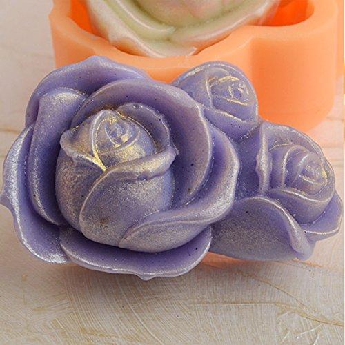 Chawoorim Silicone Making Molds Rose product image