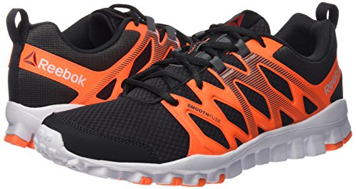 coal White Chaussures Noir Running Homme Electric Realflex Reebok Train De 4 Peach 0 Entrainement Alloy nYIzvzq6a