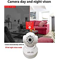 720P Ip camera with wifi home security monitoring Night Vision ,Two Way Audio For iPhone/Android Phone AOLANS