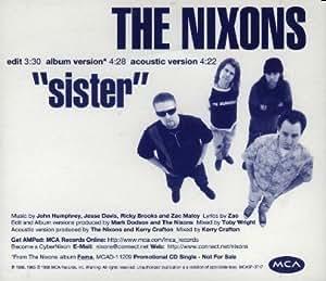The nixons live in boston sister youtube.