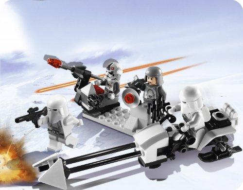 Lego Star Wars Set 8083 Rebel Trooper Battle Pack Price Compare