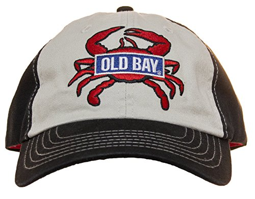 Old Bay Seafood Seasoning Outline Crab Hat